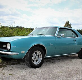 1968 Chevrolet Camaro Coupe for sale 101240348