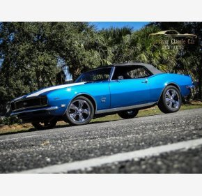 1968 Chevrolet Camaro for sale 101240890
