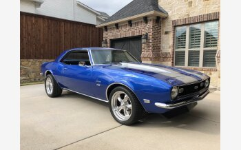 1968 Chevrolet Camaro SS Coupe for sale 101241358