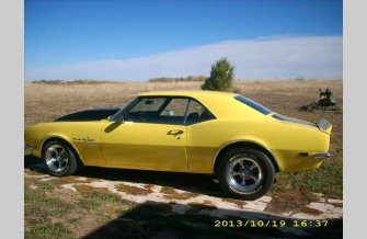 1968 Chevrolet Camaro SS for sale 101249661