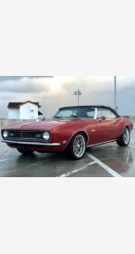 1968 Chevrolet Camaro for sale 101258696