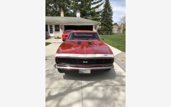 1968 Chevrolet Camaro SS Coupe for sale 101320329