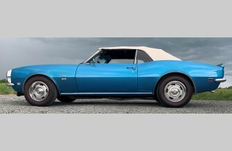 1968 Chevrolet Camaro SS for sale 101332206
