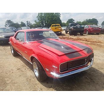 1968 Chevrolet Camaro for sale 101332498