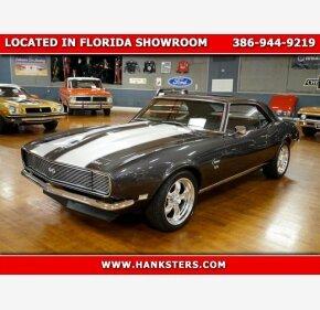 1968 Chevrolet Camaro for sale 101334465