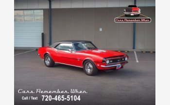 1968 Chevrolet Camaro for sale 101335405