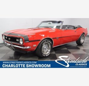 1968 Chevrolet Camaro for sale 101337155