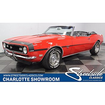 1968 Chevrolet Camaro for sale 101337155
