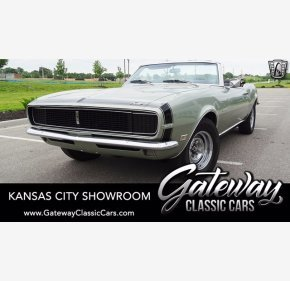 1968 Chevrolet Camaro for sale 101343691