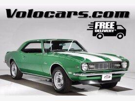 1968 Chevrolet Camaro for sale 101346401