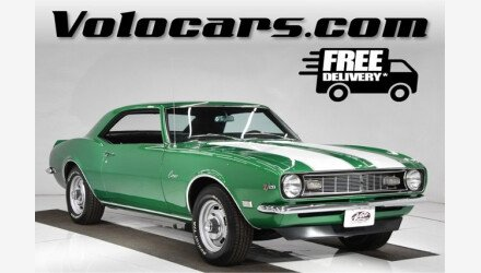 1968 Chevrolet Camaro for sale 101346401