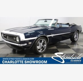 1968 Chevrolet Camaro for sale 101351348