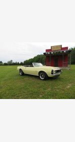 1968 Chevrolet Camaro SS for sale 101351701