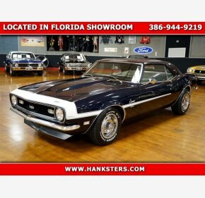 1968 Chevrolet Camaro for sale 101355228