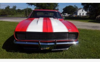 1968 Chevrolet Camaro RS Coupe for sale 101357268