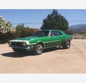 1968 Chevrolet Camaro SS for sale 101357326