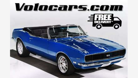 1968 Chevrolet Camaro for sale 101358254