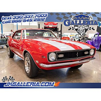 1968 Chevrolet Camaro for sale 101365943