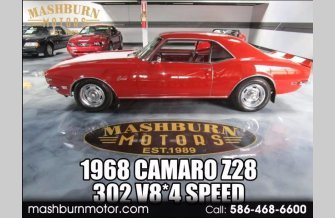 1968 Chevrolet Camaro for sale 101373100