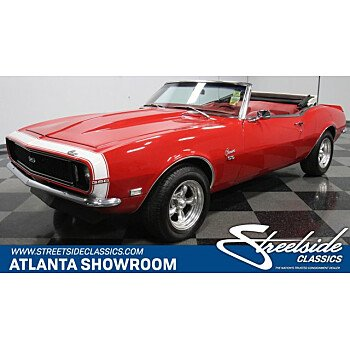 1968 Chevrolet Camaro for sale 101373149