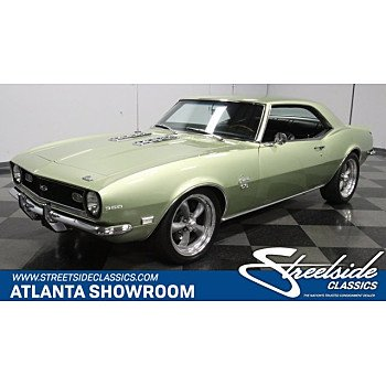 1968 Chevrolet Camaro for sale 101379427