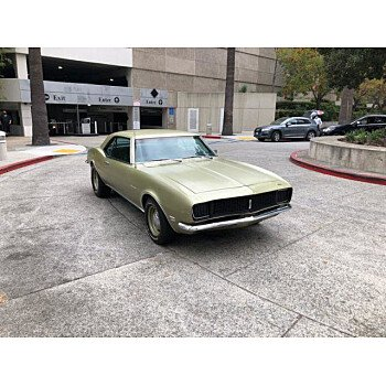 1968 Chevrolet Camaro for sale 101392408