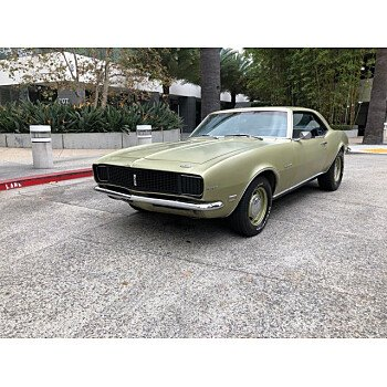 1968 Chevrolet Camaro for sale 101392714
