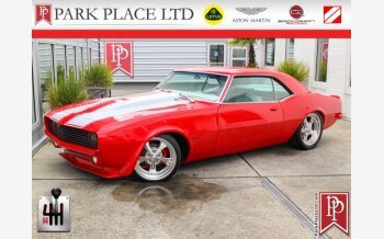 1968 Chevrolet Camaro for sale 101394901