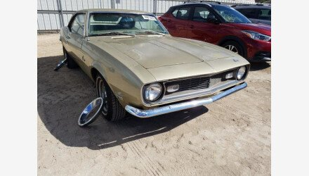 1968 Chevrolet Camaro for sale 101402425
