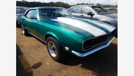 1968 Chevrolet Camaro for sale 101402474
