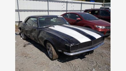 1968 Chevrolet Camaro for sale 101402494