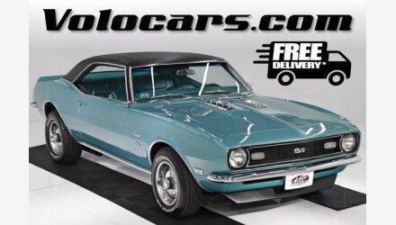 1968 Chevrolet Camaro SS for sale 101404889