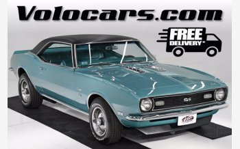 1968 Chevrolet Camaro SS for sale 101404889