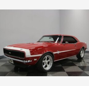 1968 Chevrolet Camaro Coupe for sale 101407244