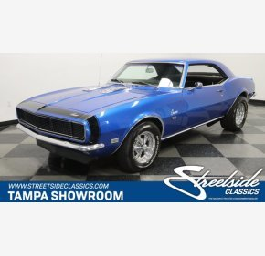 1968 Chevrolet Camaro for sale 101409890