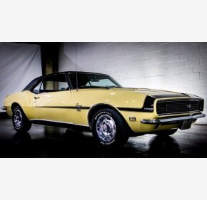 1968 Chevrolet Camaro for sale 101412619