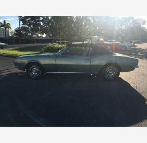 1968 Chevrolet Camaro Convertible for sale 101415304