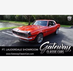 1968 Chevrolet Camaro for sale 101416128