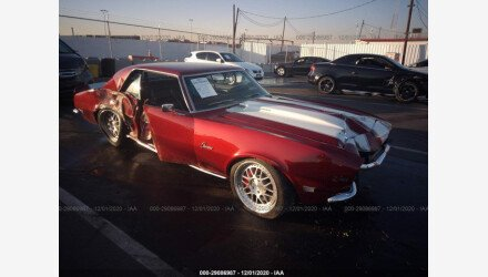 1968 Chevrolet Camaro for sale 101417131
