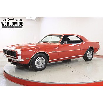 1968 Chevrolet Camaro for sale 101426937