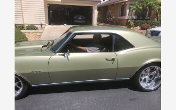 1968 Chevrolet Camaro RS Coupe for sale 101429542