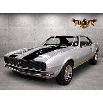 1968 Chevrolet Camaro SS for sale 101430998