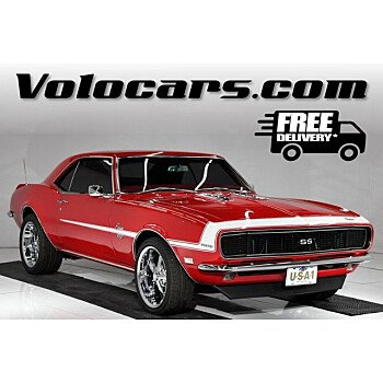 1968 Chevrolet Camaro for sale 101435947