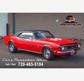 1968 Chevrolet Camaro for sale 101450572