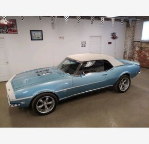 1968 Chevrolet Camaro Convertible for sale 101459766