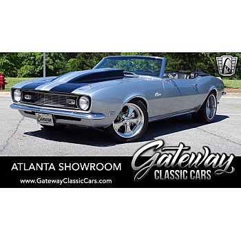 1968 Chevrolet Camaro for sale 101467168