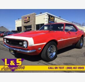 1968 Chevrolet Camaro for sale 101471986