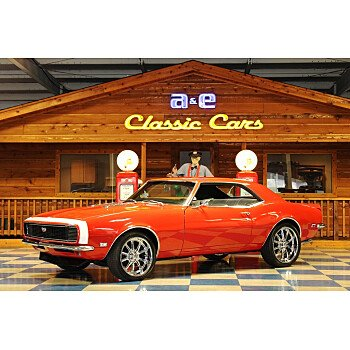 1968 Chevrolet Camaro for sale 101507070