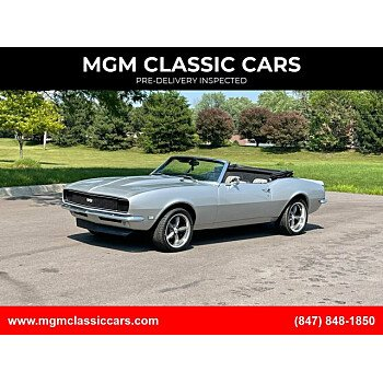 1968 Chevrolet Camaro for sale 101522143