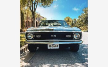 1968 Chevrolet Camaro SS Coupe for sale 101540898